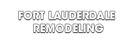 Fort Lauderdale Remodeling_WHT-We do kitchen & bath home remodeling, home renovations, custom lighting, custom cabinet installation, cabinet refacing and refinishing, outdoor kitchens, commercial kitchen, countertops, and more